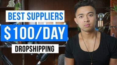 Best Wholesale Suppliers For Dropshipping 2021