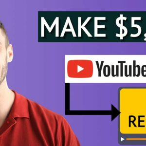 How To Make $5000/Month on YouTube SHORTS Without Making Videos - New Make Money Online #shorts