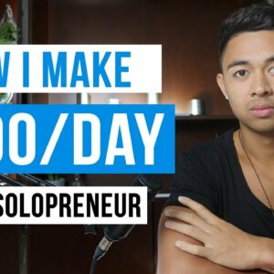 How To Double Your Income As a Solopreneur in 2021 (For Beginners)