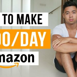 How To Make Money On Amazon With No Money in 2021 (For Beginners)
