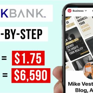 How To Make Money With ClickBank Using Pinterest (In 2021)