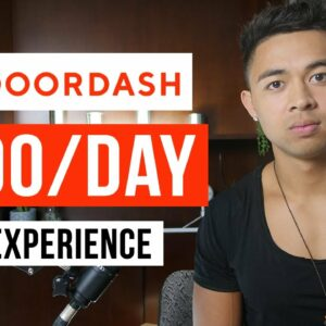 How To Make Money With DoorDash in 2021 (For Beginners)