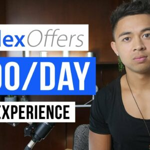 How To Make Money With FlexOffers In 2021 (For Beginners)