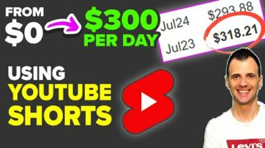 How To Make Money With YouTube Shorts: Monetization Tutorial