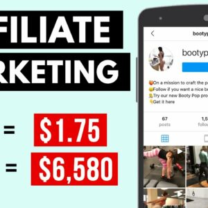 How To Start Affiliate Marketing On Instagram (In 2021)