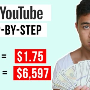 How To Start Affiliate Marketing On YouTube (In 2021)