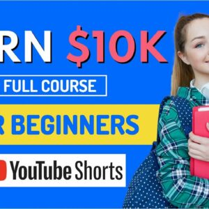 How To Make $10,000 On YouTube Shorts Cash Cow Channel (NEW STRATEGY) (Make Money Reuploading)