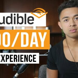 How To Make Money With The Audible Affiliate Program In 2021 (For Beginners)