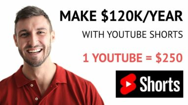 Copy & Paste Videos To Make Money With YouTube Shorts -  Make Money On Youtube Without Making Videos