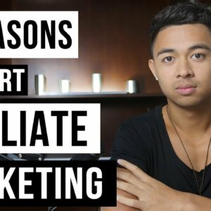 5 Reasons Why You Should Start Affiliate Marketing