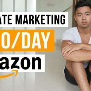 Amazon Affiliate Marketing For Beginners Tutorial (In 2021)