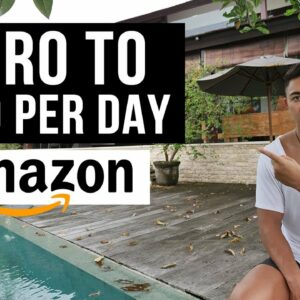 Amazon FBA For Beginners 2021 | Make Money Online (Step by Step)