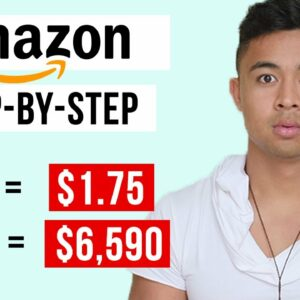 Amazon FBA Tutorial For Beginners In 2021 (Step by Step)