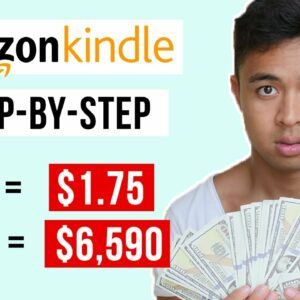 Amazon KDP Tutorial For Beginners In 2021 (Step by Step)