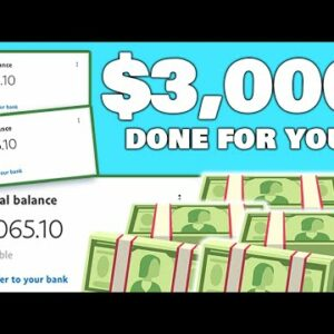 App That Pays You $3,000 In 2021 (Make Money Online 2021)