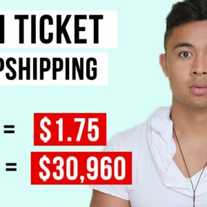 Best High Ticket Dropshipping Niches (In 2021)