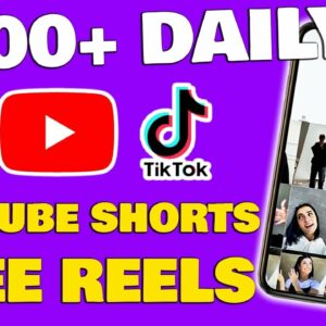 Earn Money With YouTube Shorts ($1000 Per Day) | Full Tutorial