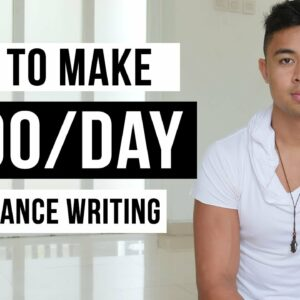 How To Become a Freelance Writer in 2021 (For Beginners)