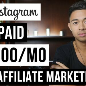 How to Make Money On Instagram With Affiliate Marketing (In 2021)