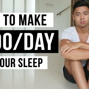 How To Make Money While You Sleep With Affiliate Marketing