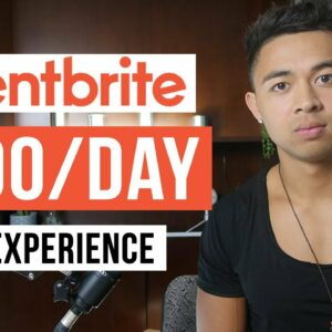 How To Make Money With Eventbrite In 2021 (For Beginners)