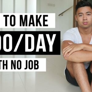 How To Make Money With No Job in 2021 (For Beginners)