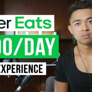 How To Make Money With Uber Eats In 2021 (For Beginners)