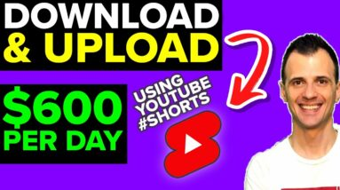 How To Make Money With Youtube Shorts Without Making Videos
