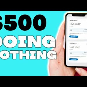 New App Pays You PayPal Money For Surveys! ($500 FREE) | Make Money Online