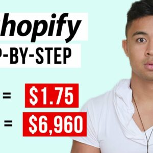 Shopify Dropshipping Tutorial For Beginners (In 2021)