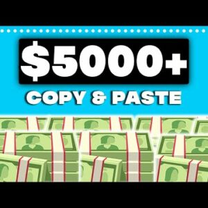 This NEW Website Will Pay You For Copy & Pasting! (Make Money Online 2021)