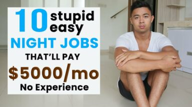 10 Best Flexible Work from Home Jobs For Night Owls