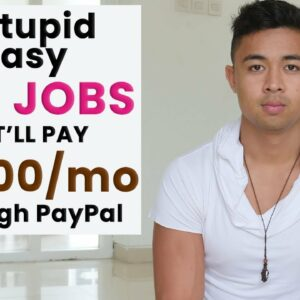 7 Proven Online Jobs That Pay Through PayPal (In 2021)