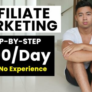 Affiliate Marketing 2021 (For Beginners)