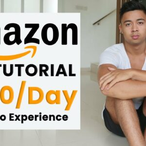 Amazon FBA For Beginners 2021 (Step by Step)