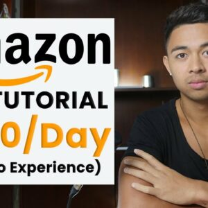 Amazon FBA Step By Step 2021 (For Beginners)