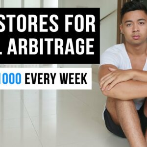 Best Stores For Retail Arbitrage Product Sourcing