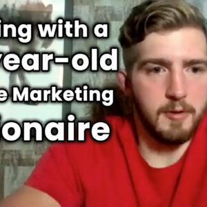 Chatting with a 24-year-old Affiliate Marketing Millionaire