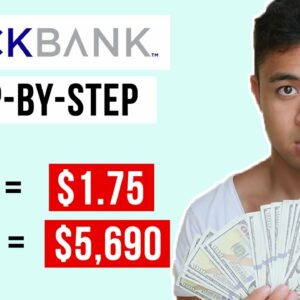 Copy & Paste To Earn $5,000+ Using ClickBank (FREE)   Make Money Online