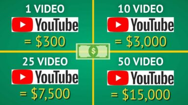 Copy & Paste Videos To Make $20,000 On YouTube Without Making Videos