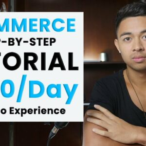 eCommerce 2021 | Make Money Online (Step by Step)