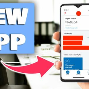 FREE NEW APP PAYS YOU $1,800 In PayPal Money (Earn PayPal Money 2021)