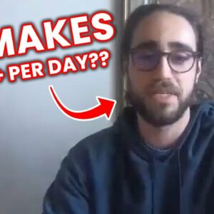 He Makes $1,000+ Per Day with ClickBank Affiliate Marketing