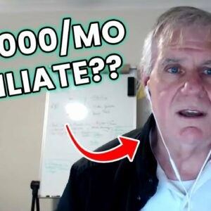 He Makes $30,000 Per Month with ClickBank at 58 Years Old