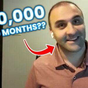 How He Made $100,000 in 2 Months with Affiliate Marketing