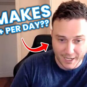 How He Makes $1,000+ Per DAY With ClickBank Affiliate Marketing
