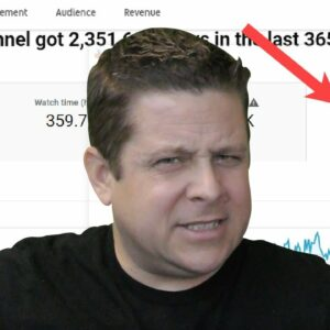 How Much YouTube Paid Me - First Full Year - Income Report