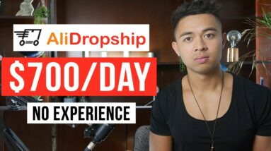 How To Make Money With AliDropship in 2021 (For Beginners)