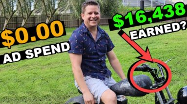 How To Make Money With Ecommerce And Dropshipping  ($16,438 / Mo Example)
