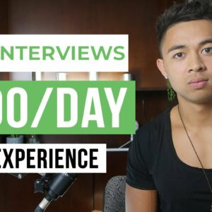 How To Make Money With User Interviews In 2021 (For Beginners)